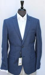 Handsome Slim Fit Navy Color Sport Coat By Galante