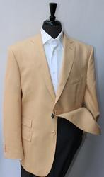 Stylish Comfort Fit Sport Coat By Galante, Made In Italy