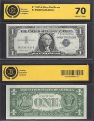 $1 1957-A Silver Cert UNC