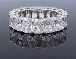 Exclusive Authentic Harry Winston Radiant 9.35CTW Diamond Band