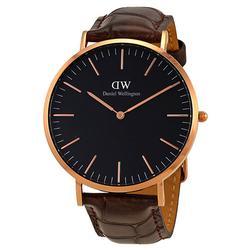 New Daniel Wellington Classic Black Dial Watch