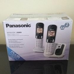 Panasonic Cordless 2-Handset Telephone