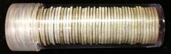 1941 Mercury Dime Roll Uncirculated