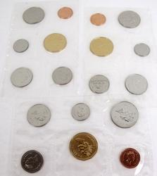 3 Uncirculated Canadian Coin Sets, Sealed