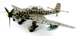 Stuka German Airplane Model