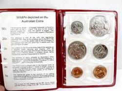 1979 Royal Australian Mint Coin Set