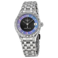 Ladies New Tissot Mother of Pear Automatic, 80 hour