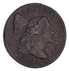 1794 Liberty Cap Large Cent - Circulated