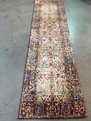 Magnificent  Vintage Reproduction Rug 8FT Runner
