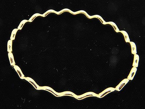 Ladies 18kt Gold Tiffany & Co Bangle Bracelet