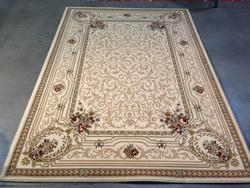 Timeless Belgium Made French Aubusson Premium Rug 6X8
