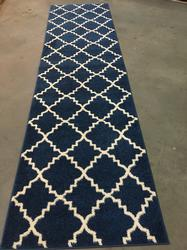 Trendy And Fashion Lattice Design Area Rug 10FT Runner