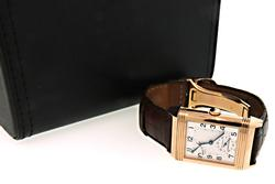 Jaeger Le Coultre Reverso in 18K Rose Gold