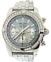 Breitling Chronomat Automatic with Diamonds
