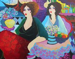 Patricia Govezensky - Acrylic Original