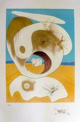 Dali, Scatalogical and Planetary Vision