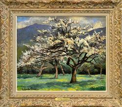 Paulemile Pissarro Original Oil on Board