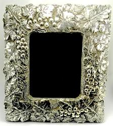 Beautiful Sterling Picture Frame
