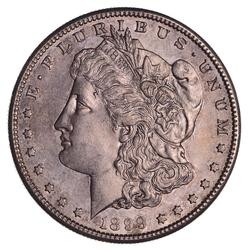 1899-S Morgan Silver Dollar - Not Circulated