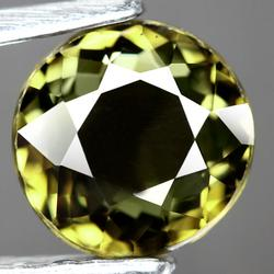 Sparkling 1.20ct untreated Tourmaline solitaire