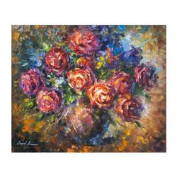 Leonid Afremov Original Oil Painting on Canvas.