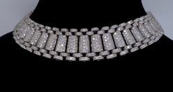 Luxurious 30ctw Diamond Necklace!