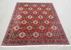 Stunning Four Seasons Persian Bakhtiari Rug 9x12 ft