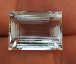 Substantial 11.01ct untreated pure Beryl