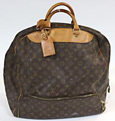 Louis Vuitton Vintage Soft Sided Weekender Luggage