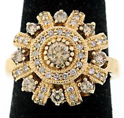 Effy Diamond Sunshine Ring