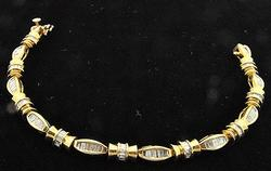 2.50ctw Diamond Bracelet in 14kt Gold