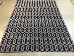 Trendy Modern Design Area Rug 8x11
