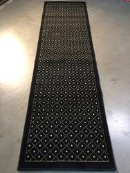 Decorative & Simple Contemporary Design 8 Ft Runner