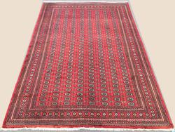 Very Unique Fine Authentic Vintage Handmade Yamud Rug
