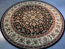 Exquisite Premium Allover Traditional Design 8ft Round