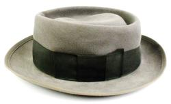 Men's Fur Felt Vintage Hat