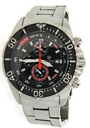 Deep Blue Depthmeter Chronograph Watch