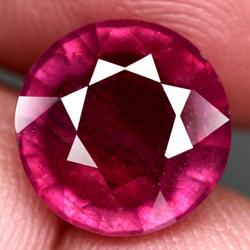 Marvelous 6.09ct natural Ruby solitaire