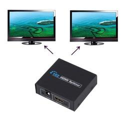 HDMI Switch Splitter 1080p Dual Display Adapter