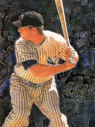 Collectible Murray Eisner Mickey Mantle