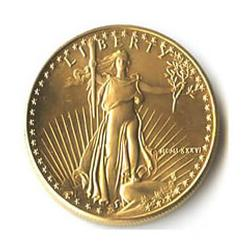 1986 American Gold Eagle 1/2 oz Uncirculated