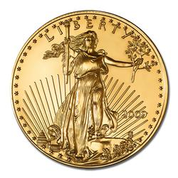 2009 American Gold Eagle 1 oz Uncirculated