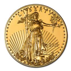2010 American Gold Eagle 1oz Uncirculated
