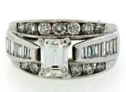 Excellent Multi Diamond Ring