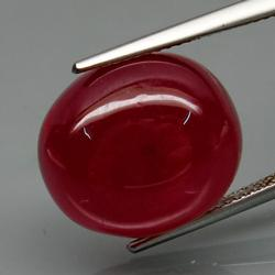 Huge 24.32ct top red Mozambique Ruby