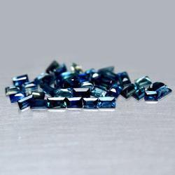 3.83ct natural blue Sapphire parcel