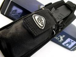 Colt Tactical Survival FullTang Knife CreditCard Tool Flashlight Combo Set