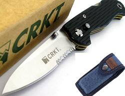 Lockback Safety Lock Zytel Hdl Knife Denim Sheath