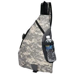 Digital Camo Sling Backpack