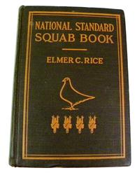 1937 National Standard Squab Book